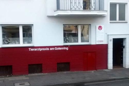 Tierarztpraxis am Gotenring, Köln - Praxis